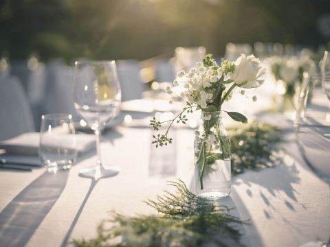 Hochzeit Tisch